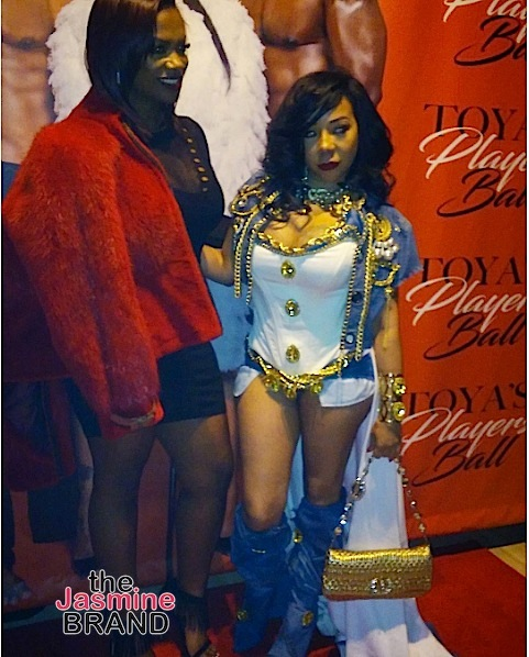 Toya Wright Throws 'Players Ball' Birthday Bash: Dej Loaf, Tiny Harris, Usher, Kandi Burruss, Monyetta Shaw Attend