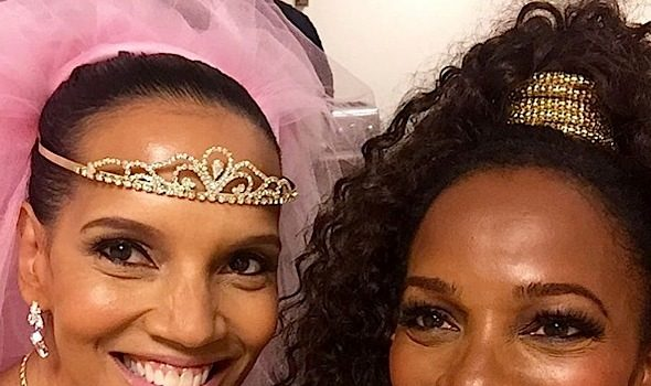 28 Years Later, Vanessa Bell Calloway & Shari Headley Relive 'Coming To America' [Photos]