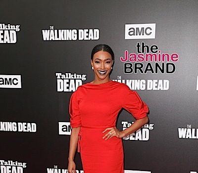 Sonequa Martin-Green: First African American Woman To Lead 'Star Trek' Ensemble Cast!