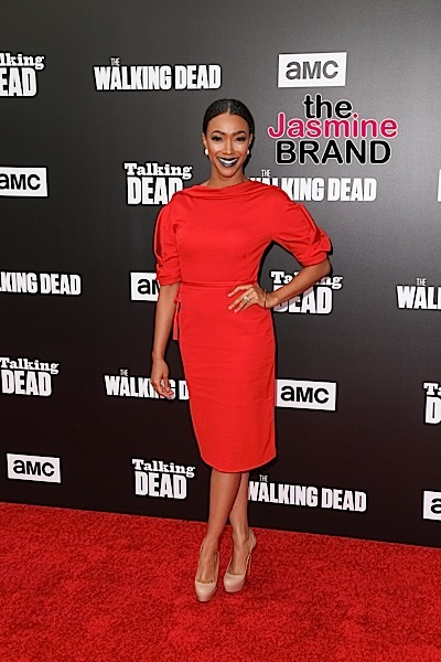 Sonequa Martin-Green: First African American Woman To Lead 'Star Trek' Ensemble Cast!