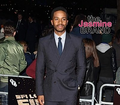 """Andre Holland On The Success of """"Moonlight"""", Theater Having More Opportunities for Black People"""