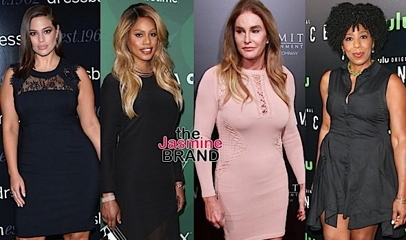 Celebrity Stalking: Ashley Graham, Laverne Cox, Caitlyn Jenner, Dawnn Lewis, Ashley Madekwe, Cynthia Addai-Robinson
