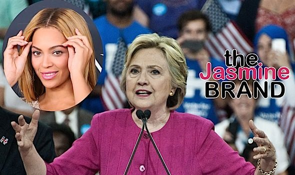 Hillary Clinton Called A Hypocrite For Liking Beyonce [VIDEO]