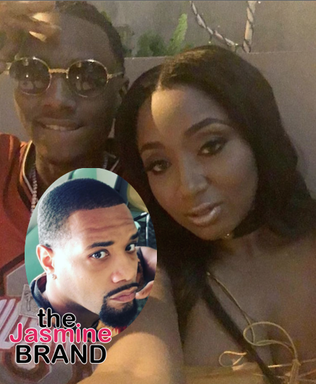 Brittish Williams Spotted On Date With Soulja Boy, Ex Threatens To Sell Her Designer Purses [VIDEO]