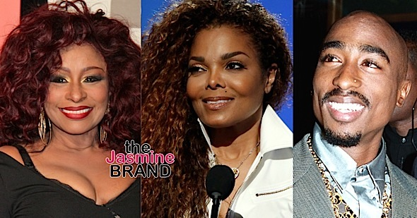 Janet Jackson, Chaka Khan, Tupac Nominated To 'Rock and Roll Hall of Fame'