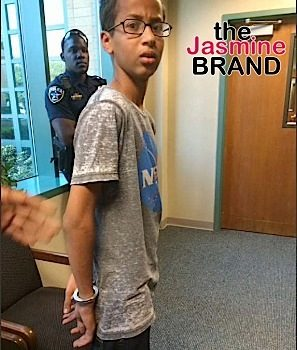 (EXCLUSIVE) Clock Boy's Father Compares Discrimination Son Endured To How Blacks Are Treated