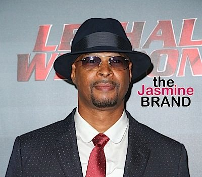 """Damon Wayans Quits """"Lethal Weapon"""""""