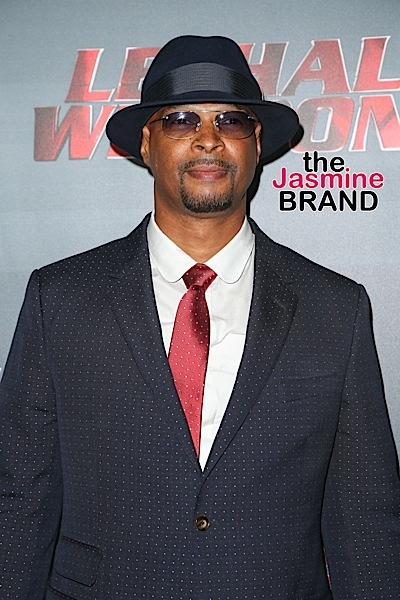 Damon Wayans To Star & Produce New Sitcom 'Let's Stay Together' + Returning To Stand-Up