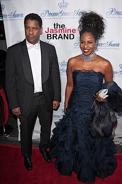 Are Denzel Washington & Wife Pauletta Heading Toward Divorce?