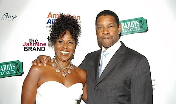 Are Denzel Washington & Wife Pauletta Heading Toward Divorce?