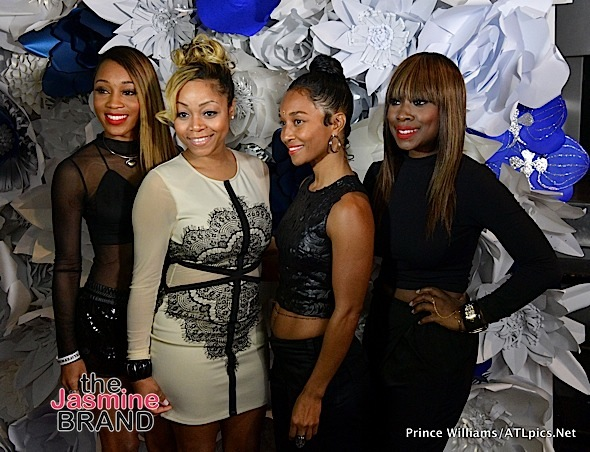"TLC's Chilli, Dondria Nicole, Stephanie Mills, LaTavia Roberson Attend ""Woman of Style Dinner"" [Photos]"