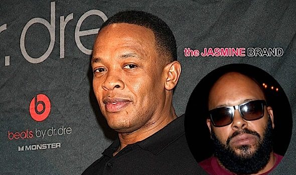 Suge Knight: Dr. Dre Hired A Hitman To Kill Me, Twice!