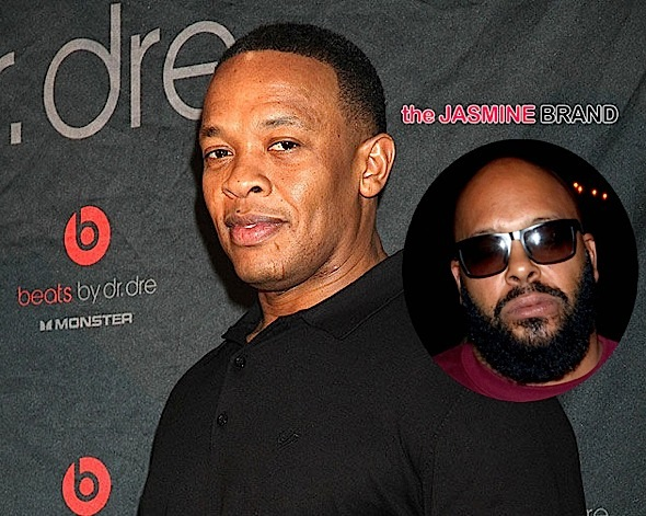 Suge Knight: Dr. Dre Hired A Hitman To Kill Me, Twice
