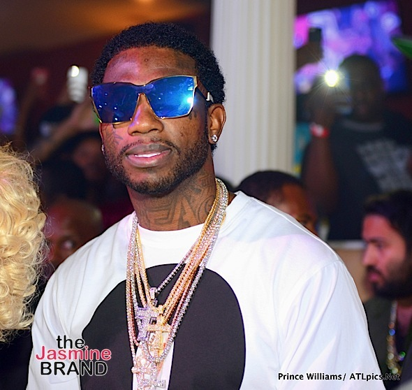 (EXCLUSIVE) Gucci Mane Pays Woman He Threw Out Of Moving Car