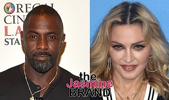 (UPDATE) Idris Elba: I'm Not Having Sex With Madonna!