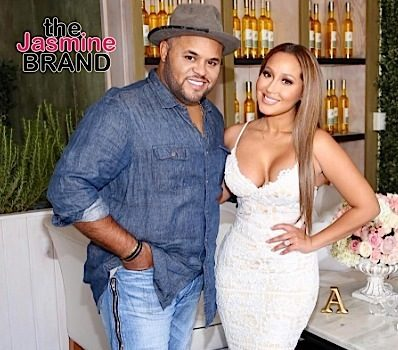 (EXCLUSIVE) Adrienne Bailon's Fiance Israel Houghton Child Support Case Wasn't Filed By Baby Mama: He goes above and beyond for his kids.