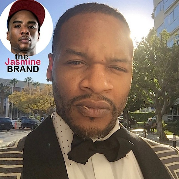 Jaheim Threatens To Beat Up Charlamagne [VIDEO]