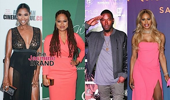 Jennifer Williams, Ava Duvernay, Kevin McCall, Laverne Cox, Naomi Harris [Celebrity Stalking]