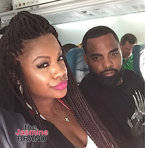 Airline Says Kandi Burruss Kicked Off Plane Because She Was Irate