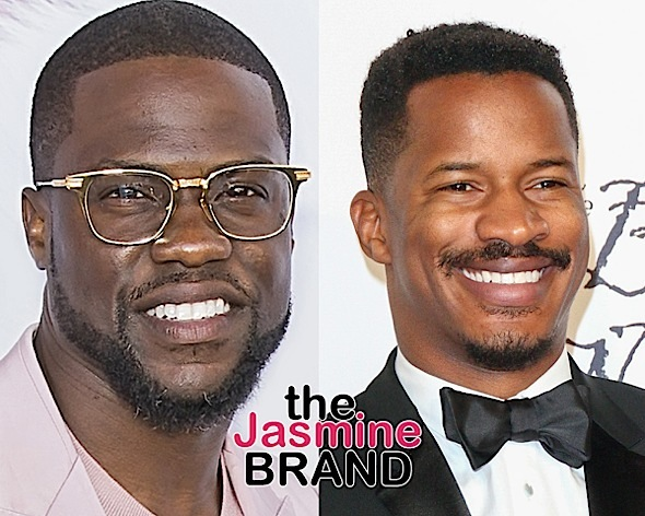 Kevin Hart Supports Nate Parker: The public tried to destroy his character. [VIDEO]