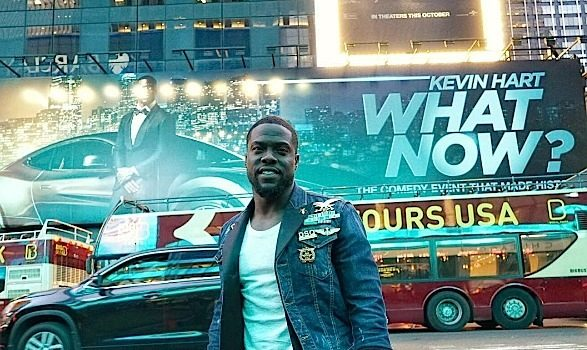 Kevin Hart 'What Now?' Ties For No. 2 At Box Office, Surpasses 'Let Me Explain'