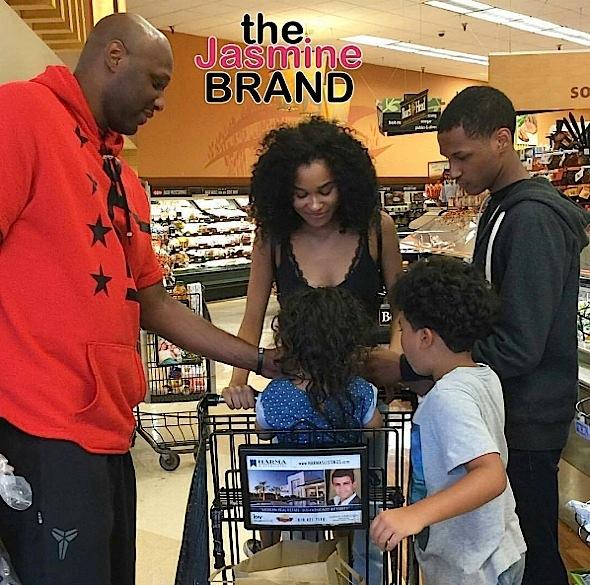 Lamar Odom Shops It Up, Rihanna Joins Faux Locs Craze, 'STAR' Cast Kicks It + RHOA's Melanin Poppin Beauties