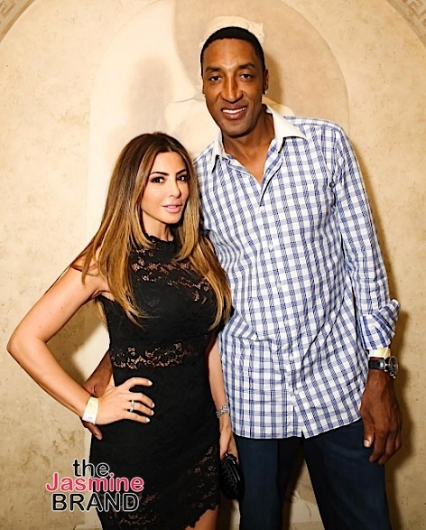 Scottie Pippen Files For Divorce From Wife Larsa After 19 Years of Marriage [Love Don't Live Here, Anymore]