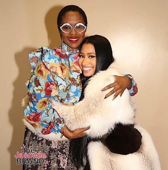 Nicki Minaj Talks Meeting Lauryn Hill, Twerking Controversy & Postponing New Series