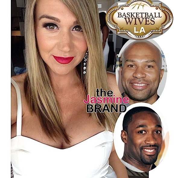 (EXCLUSIVE) Gilbert Arenas New Baby Mama Lindsay Faulk Accused of Creeping With Derek Fisher, Wants To Be On 'Basketball Wives LA'