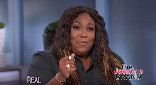 "Loni Love In Tears Over Beyonce's ""Formation"", Reacts to Amy Schumer's Parody"