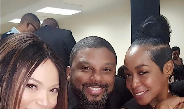 'Martin' Show Cast Attends Tommy Ford Funeral [Photos]