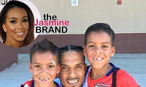 Matt Barnes Claims He Isn't 'Allowed' To See Sons [Photo]