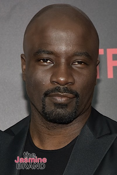"""""""Luke Cage"""" Star Mike Colter Reacts To Criticism For Being Married To A White Woman"""