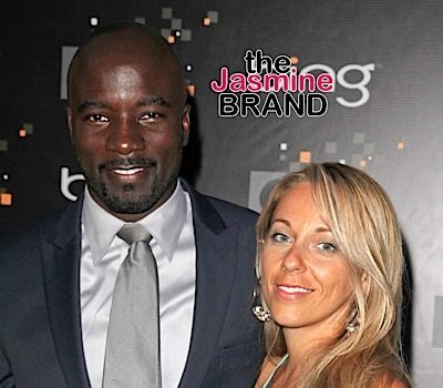 'Luke Cage' Star Mike Colter & Wife Expecting Baby Girl
