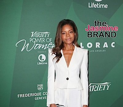 Actress Naomie Harris Was Hit In the Head & Called A 'N*gger'