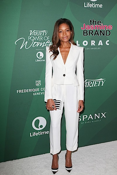 Actress Naomie Harris Was Hit In the Head & Called 'N*gger'