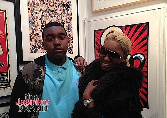 NeNe Leakes Son Robbed in Chicago