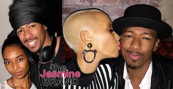 Nick Cannon Addresses Chilli & Amber Rose Rumors On 'Holiday'