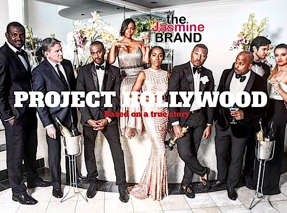 "1st Look! ""Project Hollywood"" Starring Kobie Randolph, Brian Hooks & Sundy Carter [VIDEO]"