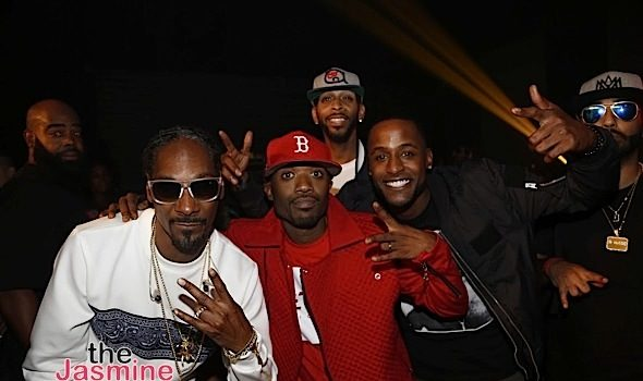 Snoop Dogg Celebrates Birthday With Ray J, Anthony Anderson, Karl Kani, Jackie Long & Omar Gooding [Photos]