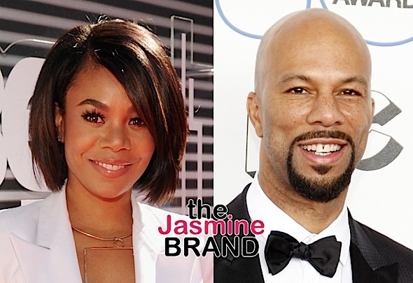 Common Secretly Dating Regina Hall For A Year (Report)