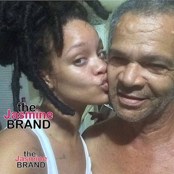 Rihanna Reportedly Mad Over Her Dad's Claims She Sent Him A Ventilator As He Battled COVID-19, Never Knew He Had The Virus