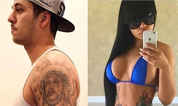 Rob Kardashian Promises To Lose His 'Pregnancy Weight' [Photo]