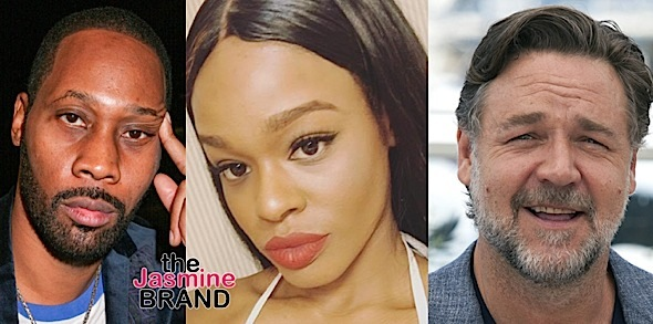 RZA Confirms Russell Crowe Spit At Azealia Banks
