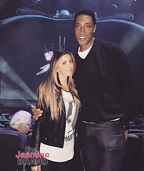 Scottie Pippen & Wife Larsa Involved In Domestic Disturbances Before Divorce