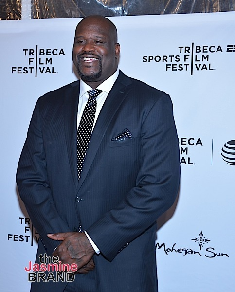 Shaquille O'Neal Celebrates Ribbon Cutting Of His 22-Story, $80 Million Residential Building In New Jersey