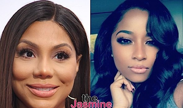 Tamar Braxton Talks Toya Wright Beef: It was hurtful. I want her to win.