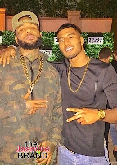 India westbrooks and the game dating history