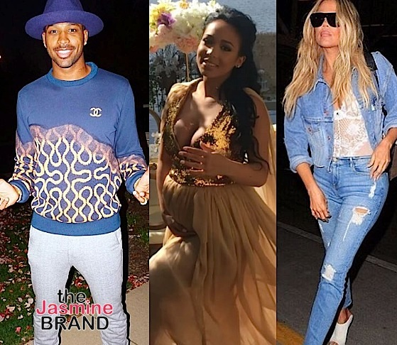 Khloe Kardashian's Rumored Boyfriend Tristan Thompson Has Alleged Baby On the Way [Photos]