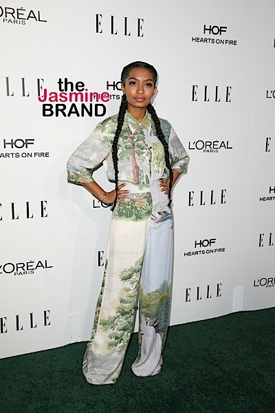 "Yara Shahidi's ""Black-ish"" Spin-Off Will Address Race, Gender & Sexuality"